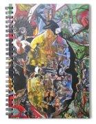 Conjure Bass Le Femme Spiral Notebook