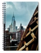 Connector Spiral Notebook