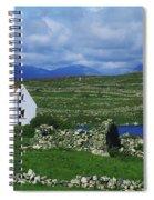 Connemara, Co Galway, Ireland Cottages Spiral Notebook