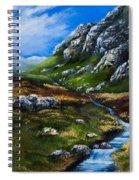 Connemara Galway Spiral Notebook