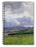 Connemara Mountains Spiral Notebook