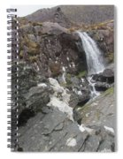 Connor Pass Waterfall Spiral Notebook