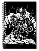 Conqueror Spiral Notebook