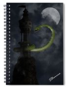 Conqueror Spiral Notebook