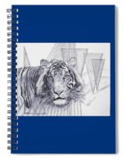 Conquest Spiral Notebook