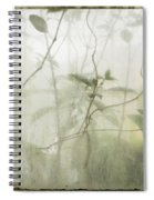 Conservatory Tracings Spiral Notebook