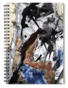 Consider The Void Spiral Notebook