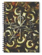 Conspirators Of The Crown Spiral Notebook