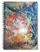 Constellation Perseidi Spiral Notebook