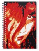 Consumed Spiral Notebook