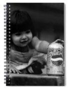 Consumer  Spiral Notebook