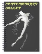Contemporary Ballet  Spiral Notebook