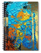 Contemporary Jungle No. 3 Spiral Notebook