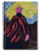 Contemporary Look Spiral Notebook