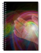 Context Of Life Spiral Notebook