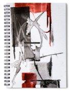Context Uncertain Spiral Notebook