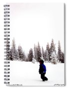 Continental Divide January 1 2000 Spiral Notebook