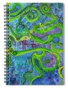 Contour Spiral Notebook