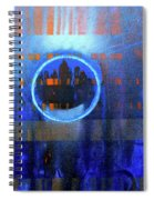 Contrast Ring 2 Spiral Notebook