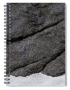Contrast, Sanna Bay, Scotland Spiral Notebook