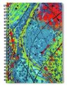 Conventional Matrix Spiral Notebook