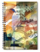 Convergence And Memory Spiral Notebook