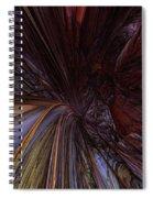 Convergence... Spiral Notebook