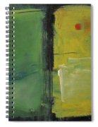 Conversation With Rothko Spiral Notebook