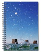 Coogee Pool Spiral Notebook