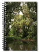 Cook County Forest Preserve No 6 Spiral Notebook