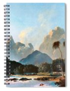 Cook: Tahiti, 1773 Spiral Notebook