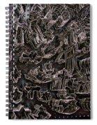 Cookie Cutters Spiral Notebook