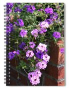 Cool And Warm Spiral Notebook