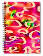 Cool Colors Spiral Notebook