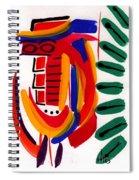Cool Dude Spiral Notebook