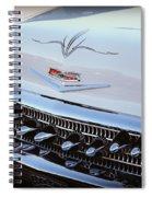 Cool Gang Chevy Spiral Notebook
