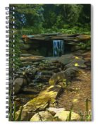 Cool Glade 2015 Spiral Notebook