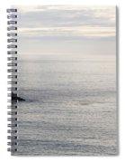 Cool Horizon Spiral Notebook