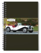Cool Like Me Spiral Notebook