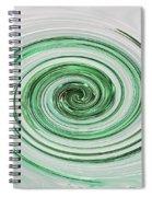 Cool Mint Whip Spiral Notebook