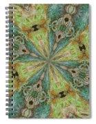 Cool Rain Spiral Notebook