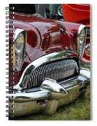 Cool Ride Spiral Notebook