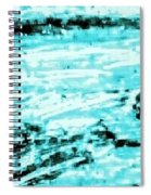 Cool Sea Spiral Notebook