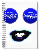 Cool Smile Spiral Notebook