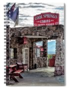 Cool Springs Az Spiral Notebook