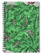 Cool Tropic  Spiral Notebook