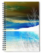 Cool Waters Spiral Notebook