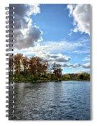 Cooler Days Spiral Notebook