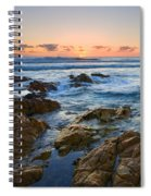 Coolum Dawn Spiral Notebook