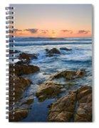 Coolum Dawn Spiral Notebook